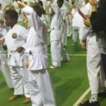 Karate Massgrading