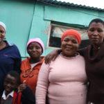 Masixole's family