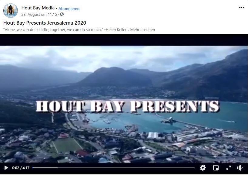 Houtbay presents